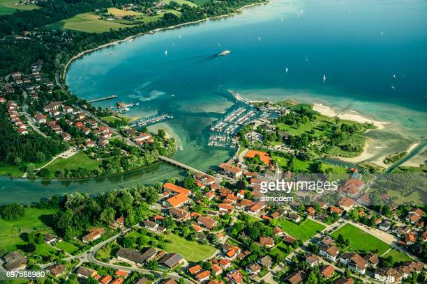 Chiemsee in Seeon-seebruck