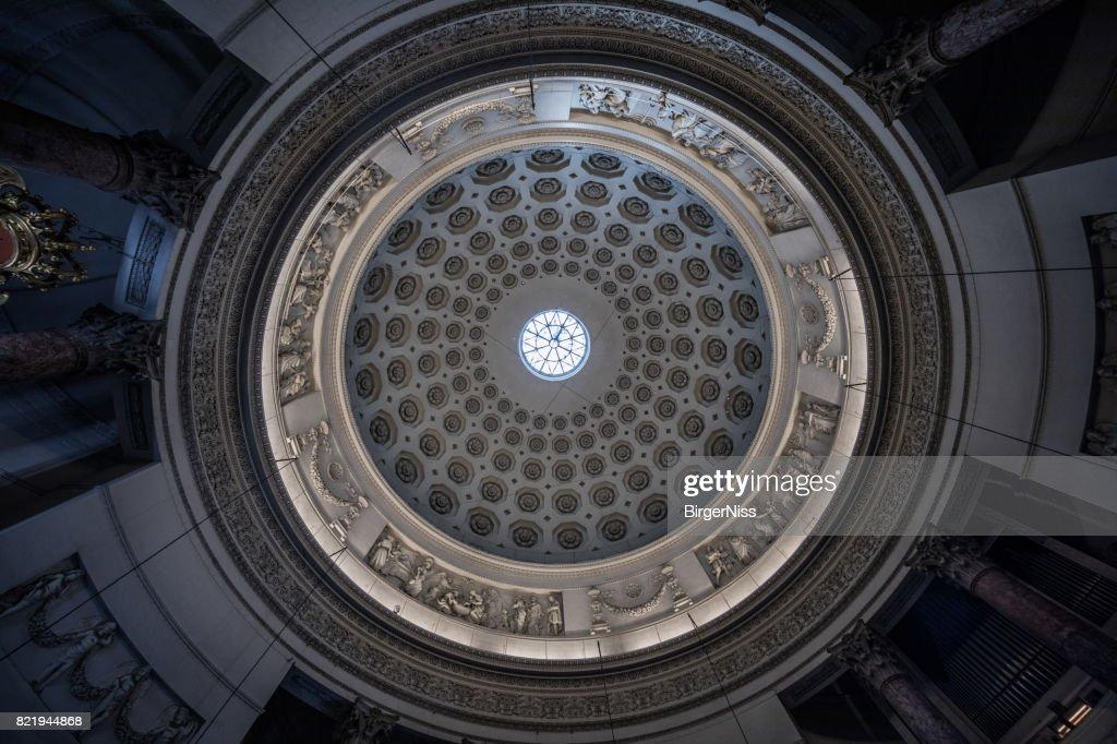Chiesa della Gran Madre di Dio, Torino, Italy : Stock Photo