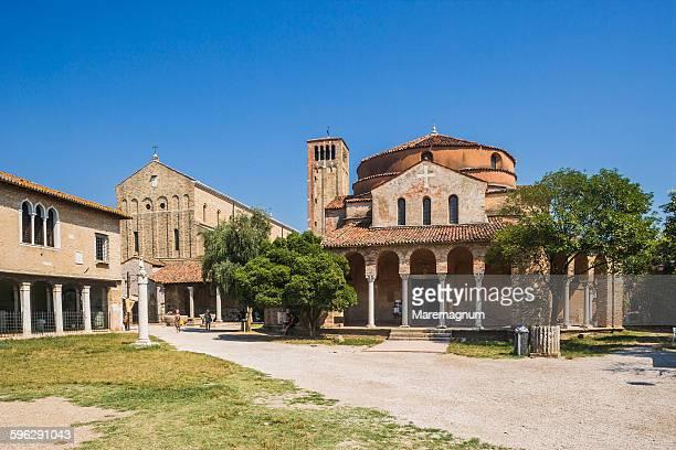 Chiesa (church) di Santa Fosca and the Cattedrale