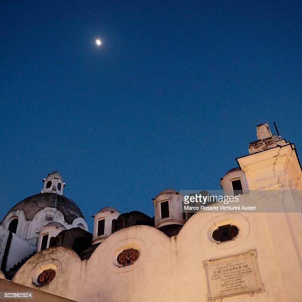 Iglesia de Santo Stefano-Capri, Italia