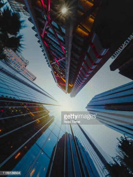 8 chifley square è una torre per uffici di 32 livelli di proprietà di mirvac. - finanza ed economia foto e immagini stock