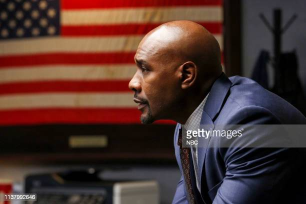 """Chigorin"""" Episode 110 -- Pictured: Morris Chestnut as Will Keaton --"""