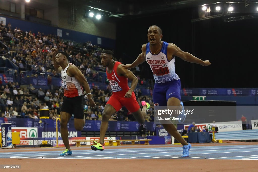 SPAR British Athletics Indoor Championships - Day One