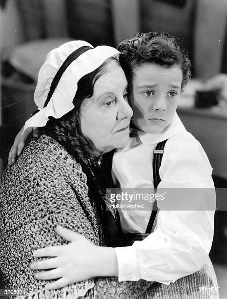 Child actor Freddie Bartholomew stars as the young David in a scene from 'David Copperfield' directed by George Cukor for MGM