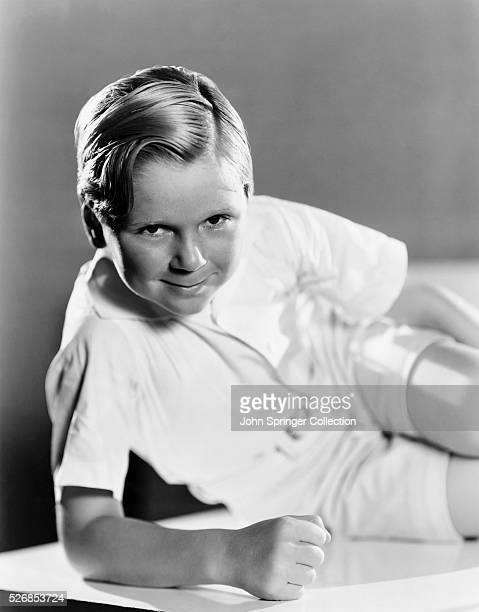 Child Actor Jackie Cooper