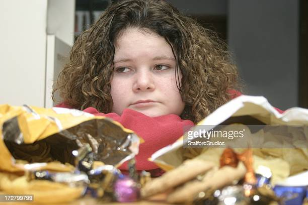 Child and Junk Food