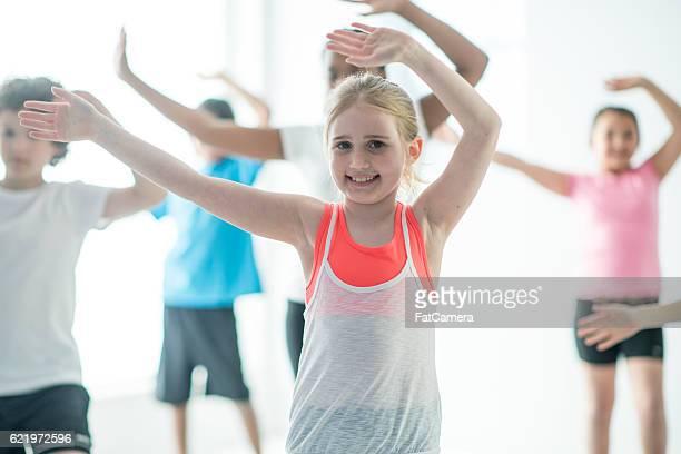 Child Fitness Class