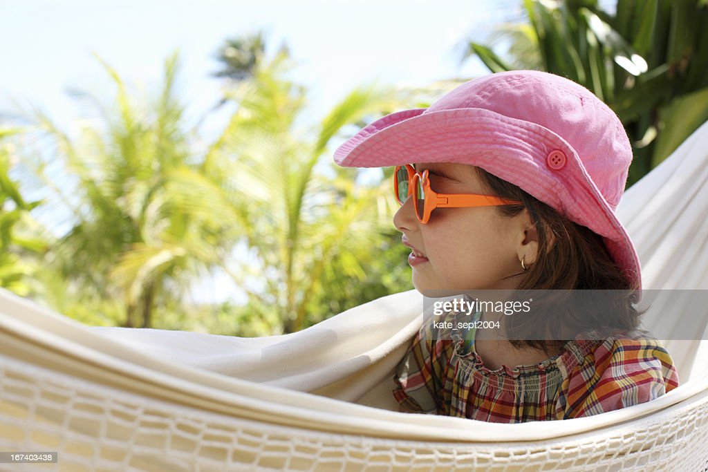 Child friendly vacations : Stock Photo