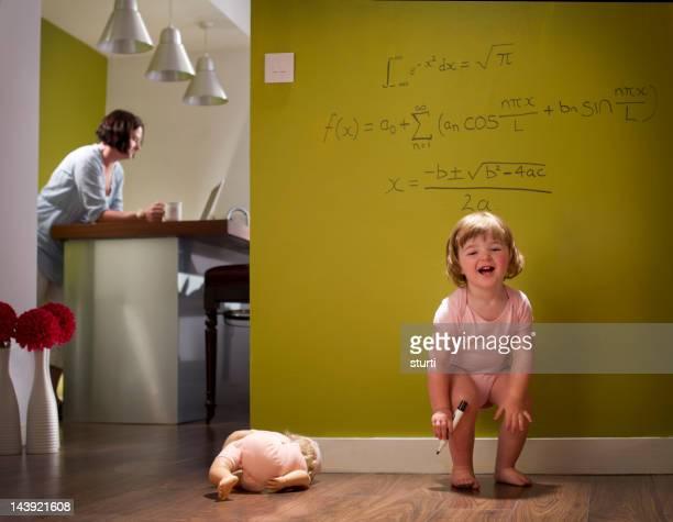 child genius - wonderkind stockfoto's en -beelden
