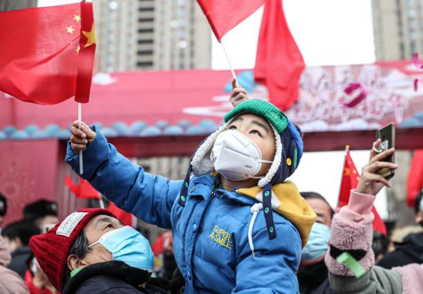 CHN: Shenyang Lifts Lockdown On Residential Community
