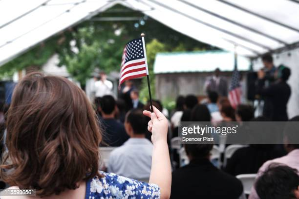 60 Top Naturalization Ceremony Pictures, Photos, & Images