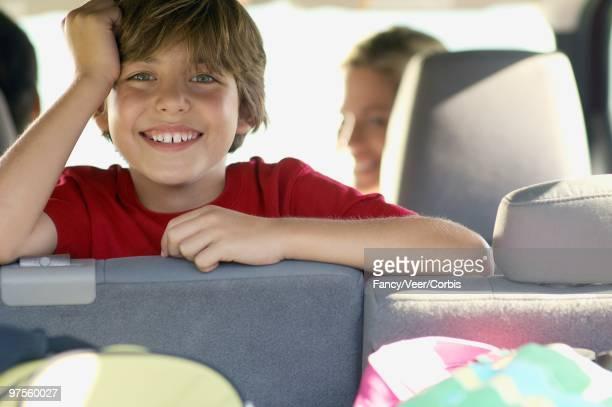 Child in a Car