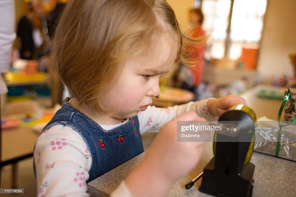 Child in School : Stock Photo