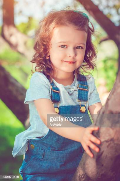 child in summer - little russian girls stock photos and pictures