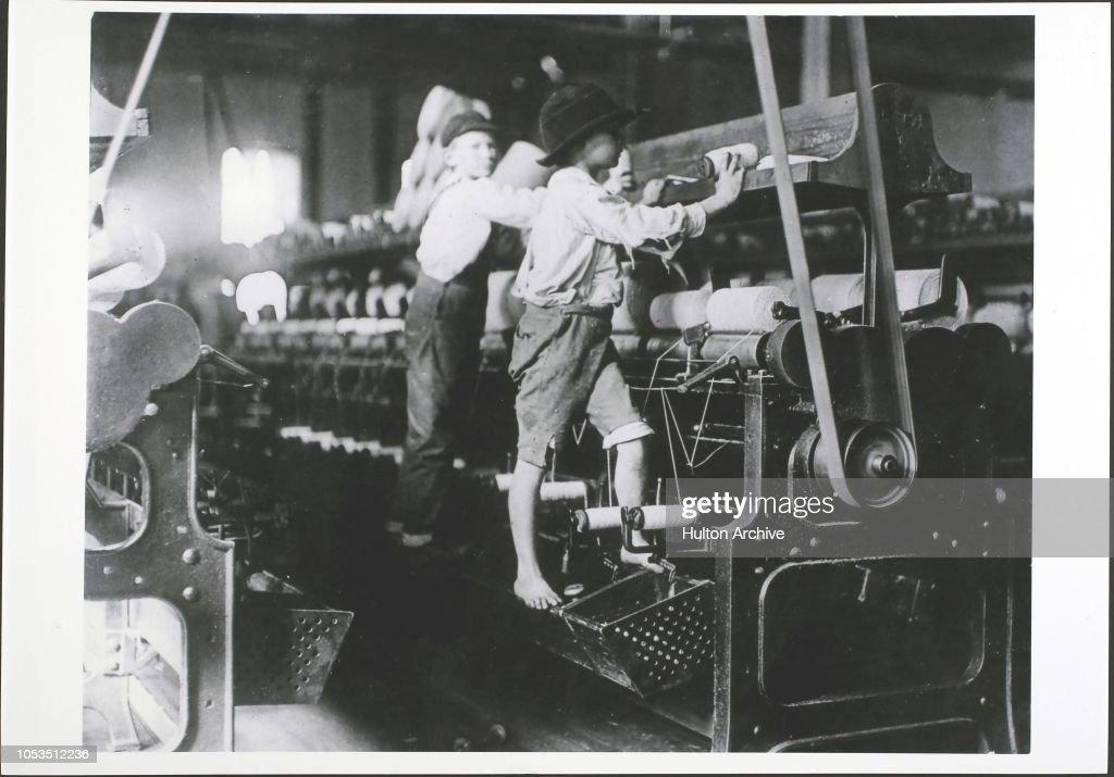 Child Labour : News Photo