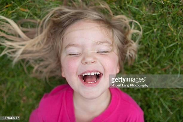 child laughing - 4 5 anni foto e immagini stock