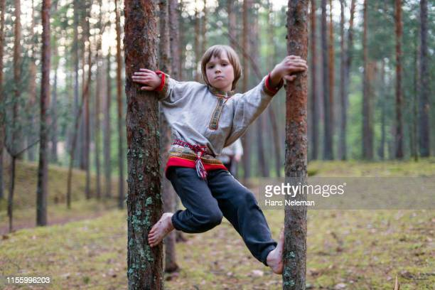 child looking at camera - russia stock pictures, royalty-free photos & images