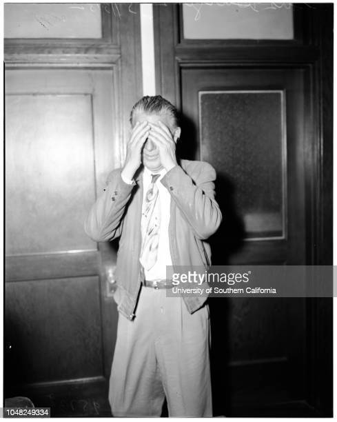 Child molesting 13 May 1952 Anthony RiccaBetty Ann Tobin 8 years old Gus Burgess Lawrence Bego