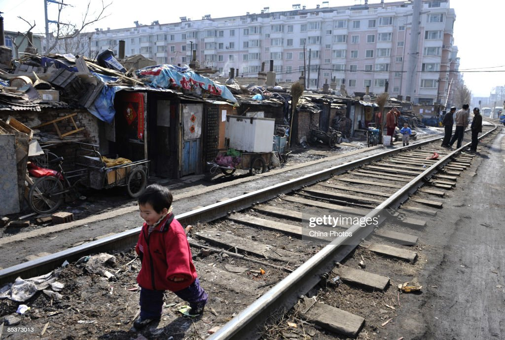 China To Spend Over 4.8 Billion Dollars In Building Low-rent Housing : News Photo