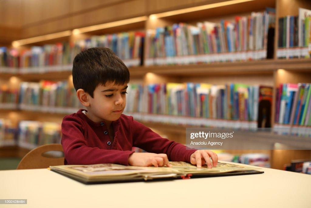 Presidential Library in Ankara : Nieuwsfoto's