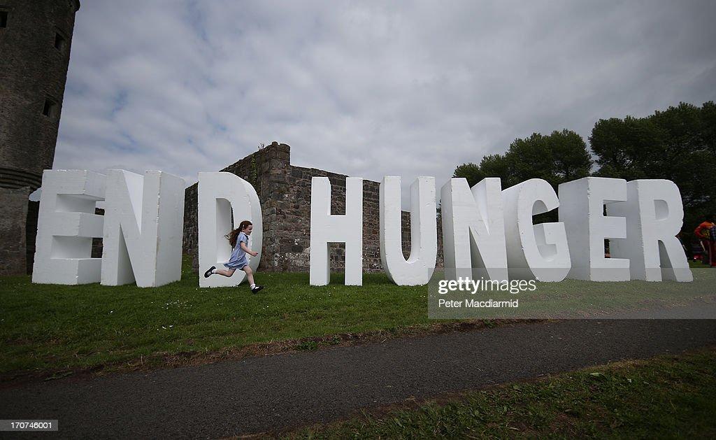 G8 Summit Starts In Northern Ireland : News Photo
