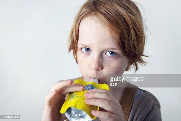 Child Snacking