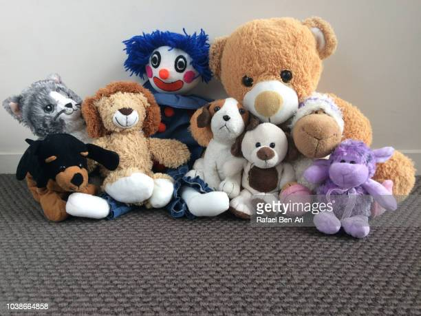 Child Soft Toys Collection