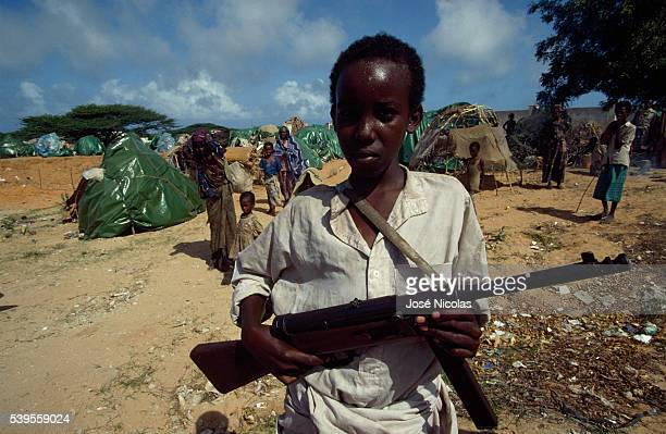 Child soldier in Somalia Forced workers sex slaves soldiers despite themselves aged 5 to 14 these children do not live childhoods but hell