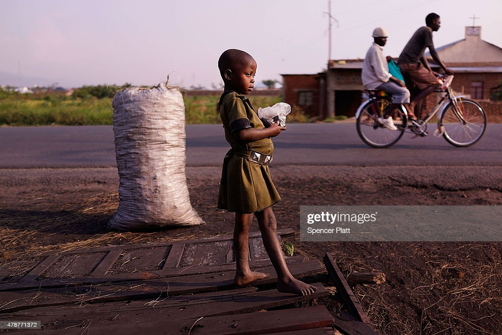 Political Unrest Plunges Burundi Into Crisis : News Photo