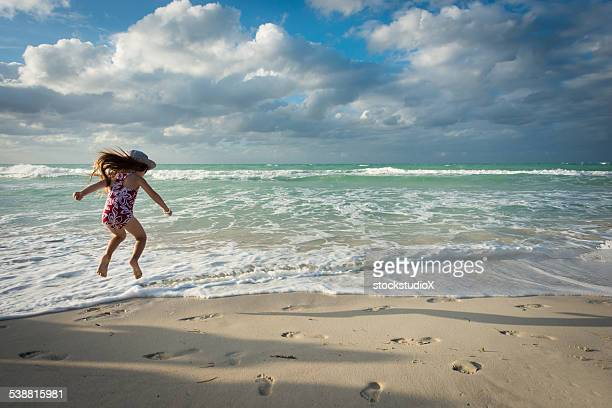 child vacation - varadero beach stock pictures, royalty-free photos & images