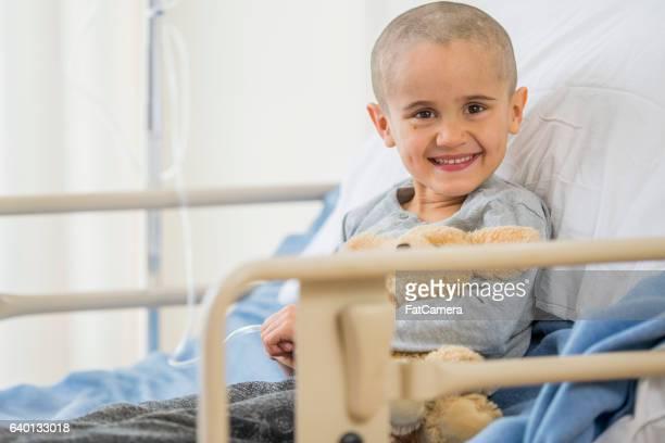 Child with Leukemia