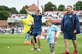 nottingham england childern take part all