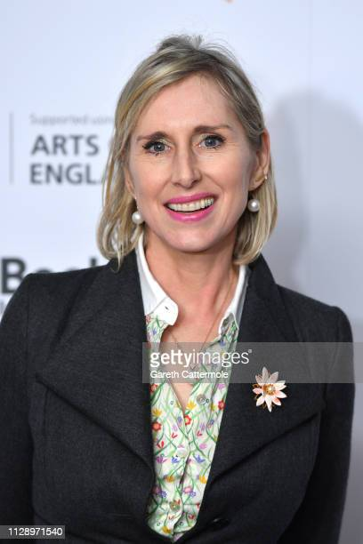 Childern's Author Lauren Child MBE attends an event to celebrate 20 years of the Waterstones Children's Laureate at Waterstones Piccadilly on...