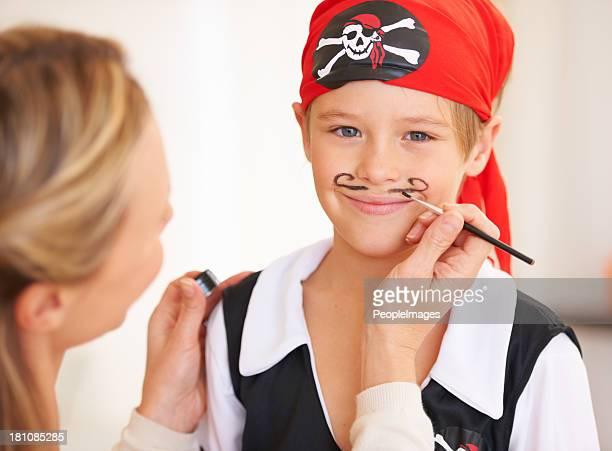 Kindheit Bestrebungen-being Pirat