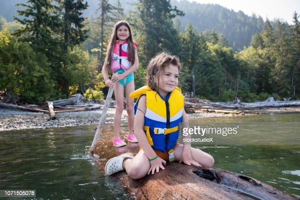 ricordi d'infanzia in mare - nature reserve foto e immagini stock