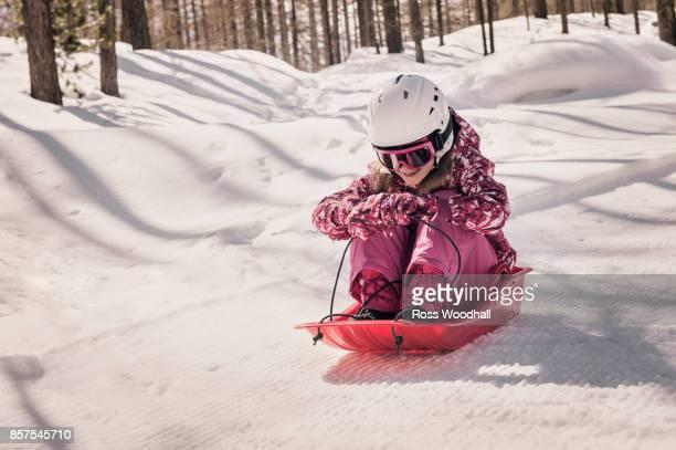 Childhood winter lifestyle