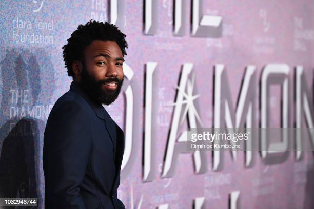 Childish Gambino attends Rihanna's 4th Annual Diamond Ball benefitting The Clara Lionel Foundation at Cipriani Wall Street on September 13, 2018 in...