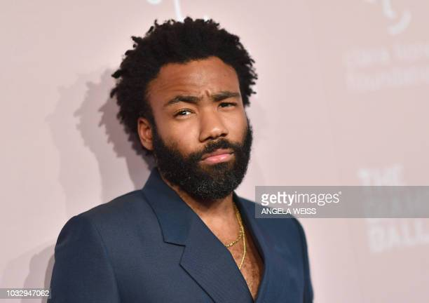 Childish Gambino/Donald Glover attends Rihanna's 4th Annual Diamond Ball at Cipriani Wall Street on September 13, 2018 in New York City.
