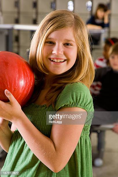 Children Bowling Series