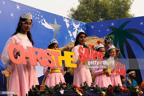 Christmas Festival In India.Preparations Of Christmas Festival In India Premium Pictures
