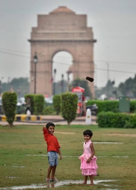 IND: Pleasant Weather In Delhi After Sudden Rain