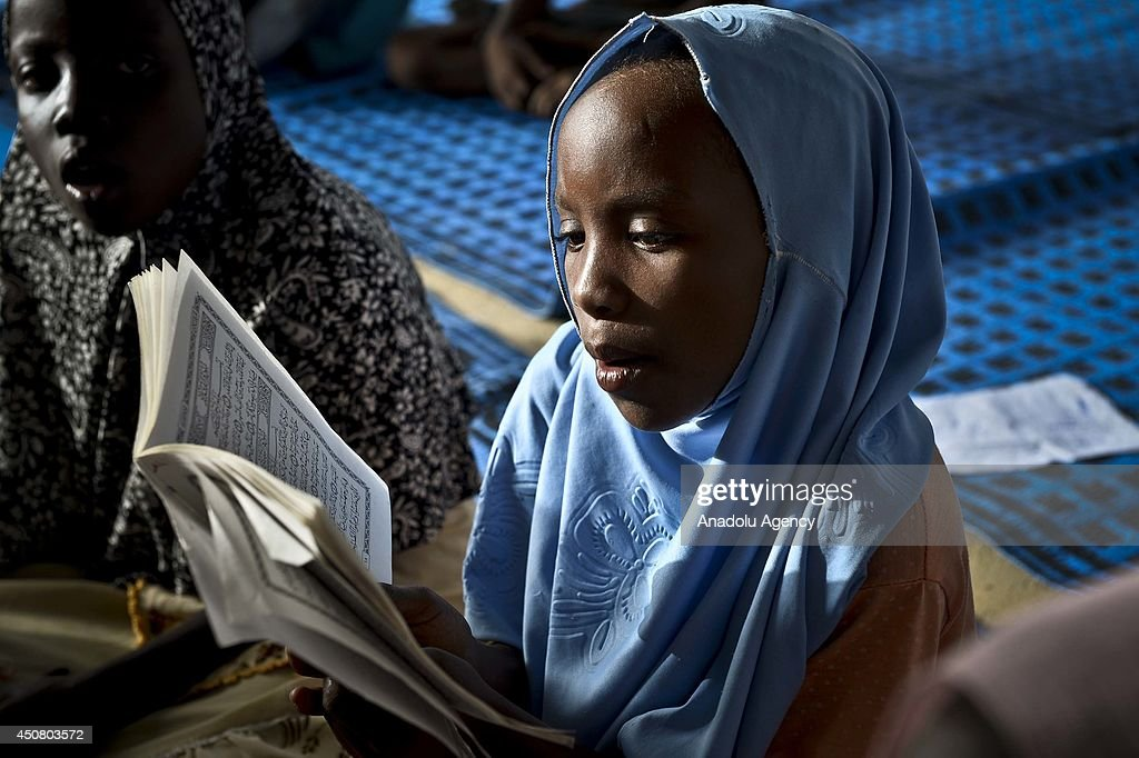 Madrasa education for the refugee kids in Chad : News Photo