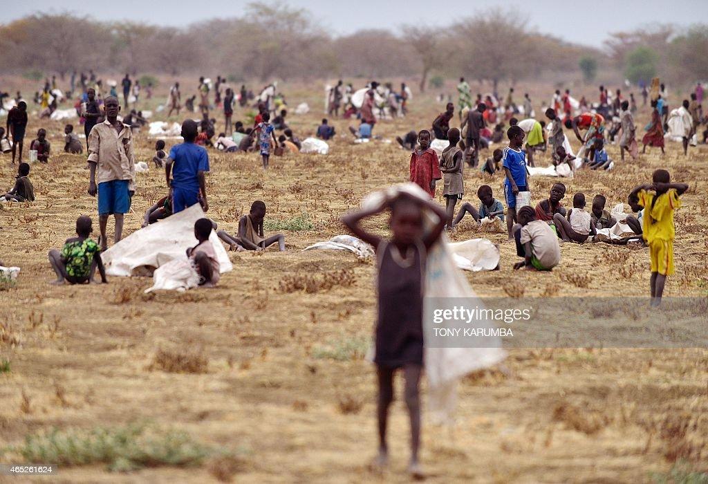 SSUDAN-UN-WAR-HEALTH-FAMINE : News Photo