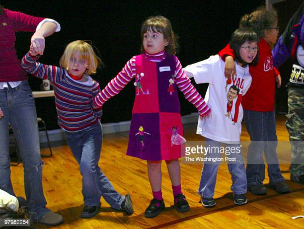 Children from 57 participated in a threeday holiday drama workshop at the Center for the Arts in Manassas VA The workshop capitalized on the natural...