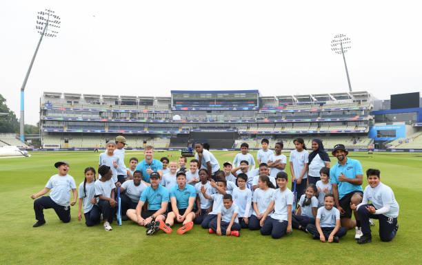 GBR: Cricket 4 Good: New Zealand - ICC Cricket World Cup 2019