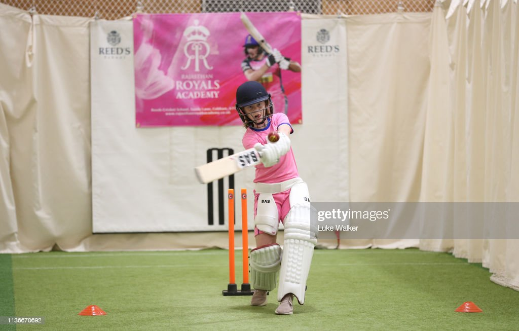 GBR: Rajasthan Royals UK Academy Launch