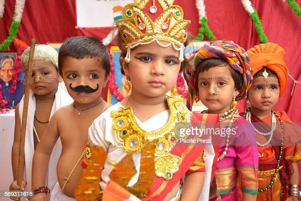 Children gear up for independence day celebration in Ajmer ...