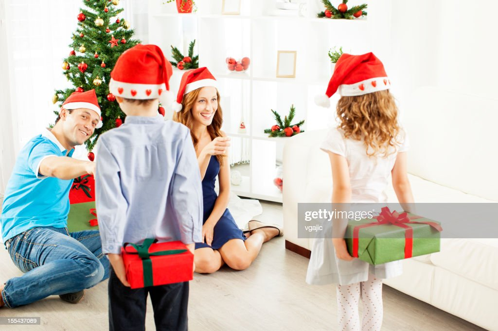 Children xmas gifts for parents
