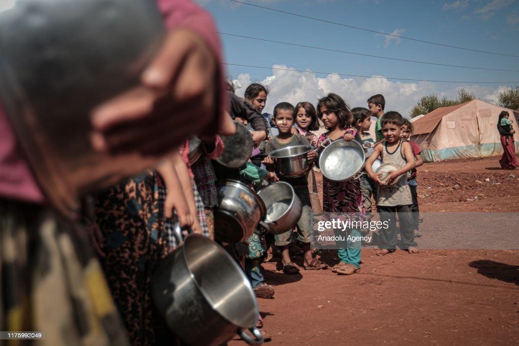 Health concerns in Syria : News Photo
