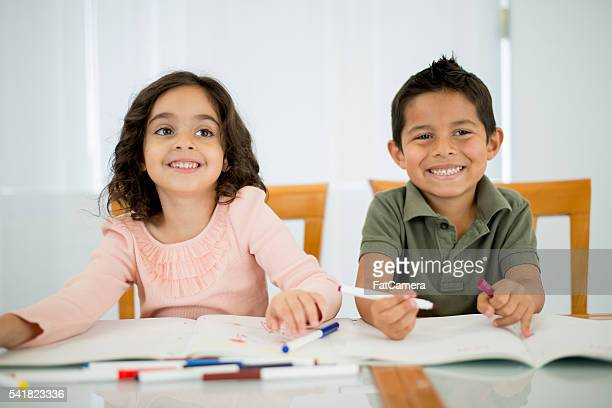 Children Home Schooling